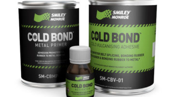 Cold Bond cold vulcanising adhesive and metal primer